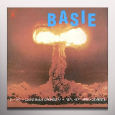 ATOMIC MR BASIE Vinyl Record - Colored Vinyl, 180 Gram Pressing, Orange Vinyl, Spain Release