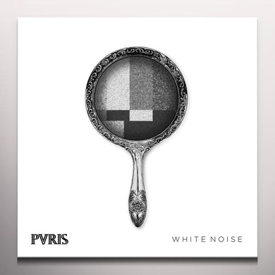 Pvris WHITE NOISE - Limited Edition Colored Vinyl Record