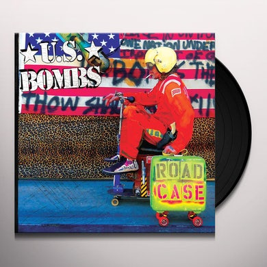 Us Bombs ROAD CASE Vinyl Record