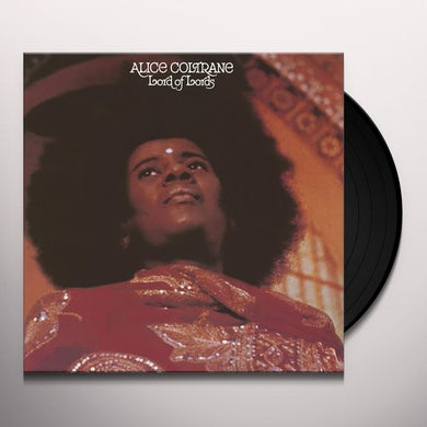 Alice Coltrane LORD OF LORDS Vinyl Record