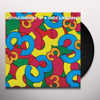 Spacemen 3 RECURRING Vinyl Record