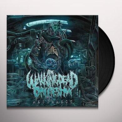 Walking Dead Orchestra RESURRECT Vinyl Record