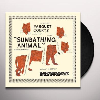 Sunbathing Animal Vinyl Record