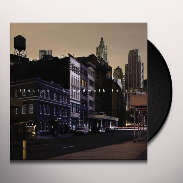Fluxion BROADWALK TALES Vinyl Record