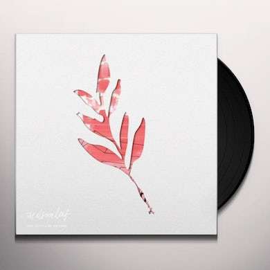 Album Leaf ONE DAY I'LL BE ON TIME Vinyl Record