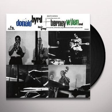 Donald Byrd & Barney Wilen JAZZ IN CAMERA Vinyl Record