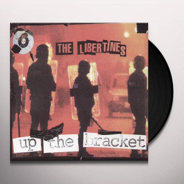 The Libertines UP THE BRACKET Vinyl Record