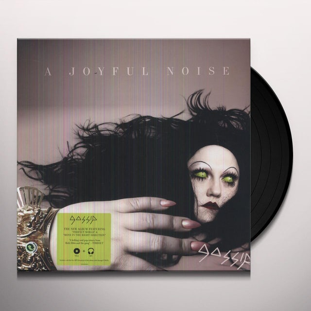 Gossip JOYFUL NOISE Vinyl Record