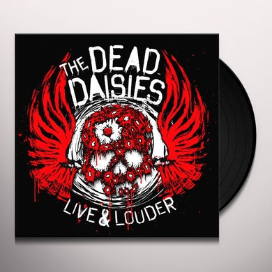 LIVE & LOUDER Vinyl Record