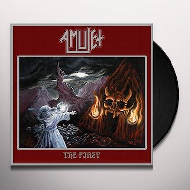 FIRST Vinyl Record