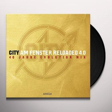 City AM FENSTER RELOADED 4.0 (40 JAHRE EVOLUTION MIX) Vinyl Record