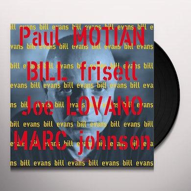 Paul Motian BILL EVANS Vinyl Record