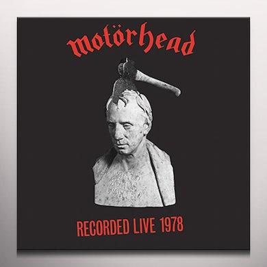 Motorhead WHAT'S WORDS WORTH Vinyl Record