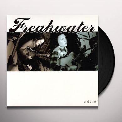 Freakwater END TIME Vinyl Record