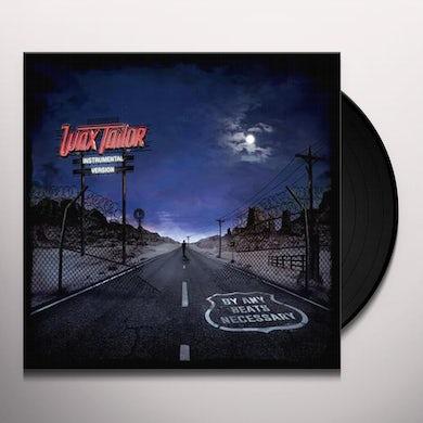 By Any Beats Necessary (Instrumental Version) Vinyl Record