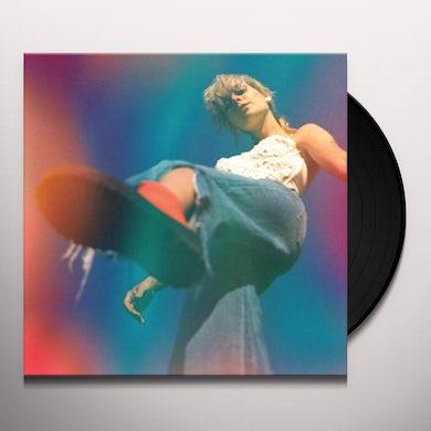 Push Back Vinyl Record
