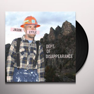 DEPT OF DISAPPEARANCE Vinyl Record