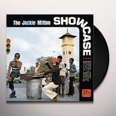 Jackie Mittoo SHOWCASE Vinyl Record