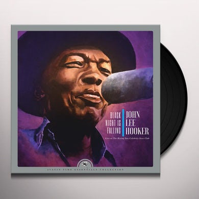 RSD-black night is falling Vinyl Record