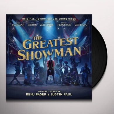 Greatest Showman / Var GREATEST SHOWMAN (ORIGINAL MOTION PICTURE) / VAR Vinyl Record