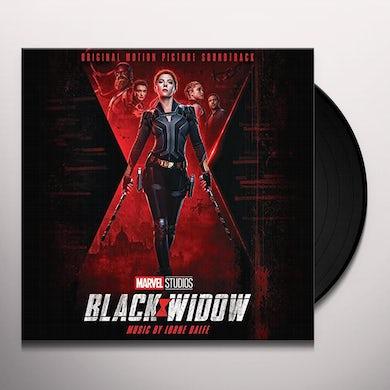 MARVEL'S BLACK WIDOW / Original Soundtrack Vinyl Record