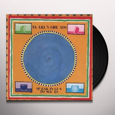 Talking Heads Speaking in Tongues - Limited Edition 180-Gram Vinyl LP