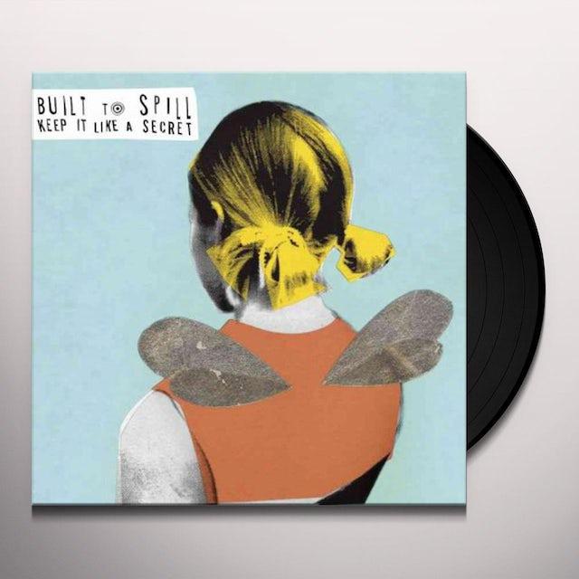 Built To Spill KEEP IT LIKE A SECRET Vinyl Record