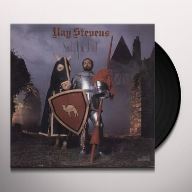 Ray Stevens SURELY YOU JOUST Vinyl Record