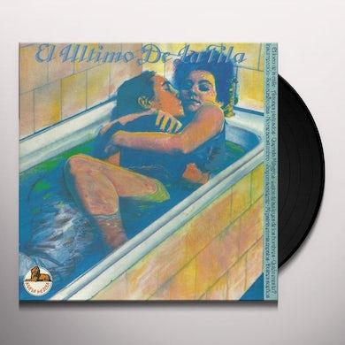El Ultimo de la Fila NUEVAS MEZCLAS Vinyl Record