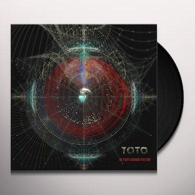 Toto 40 TRIPS AROUND THE SUN Vinyl Record