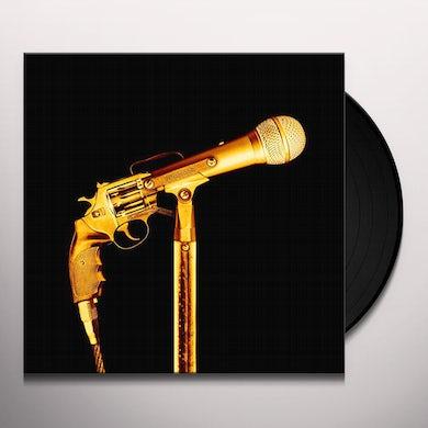 Mustasch SILENT KILLER Vinyl Record