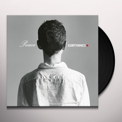 Eurythmics PEACE Vinyl Record