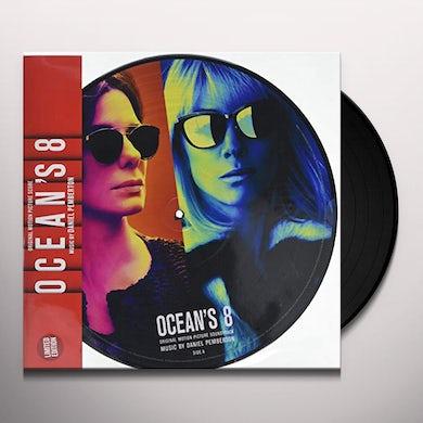 Daniel Pemberton OCEAN'S 8 / Original Soundtrack Vinyl Record
