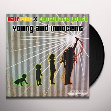 Half Pint / Fortunate Youth YOUNG AND INNOCENT Vinyl Record