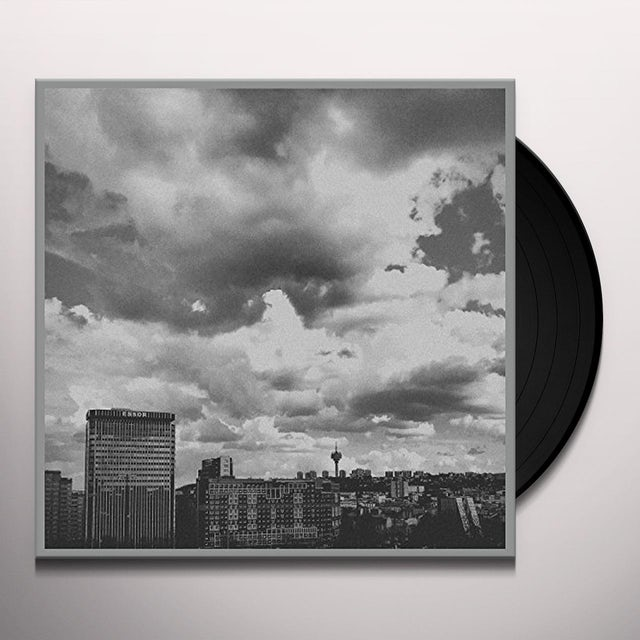 Ex-Ile DIRECTION EST Vinyl Record