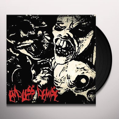 Endless Demise / Podrido SPLIT Vinyl Record