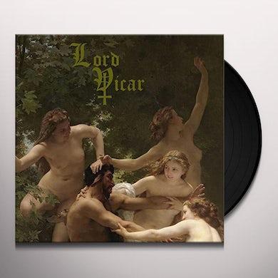 Lord Vicar GATES OF FLESH Vinyl Record