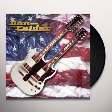 Don Felder AMERICAN ROCK 'N' ROLL Vinyl Record