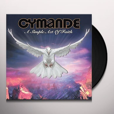 Cymande SIMPLE ACT OF FAITH: VINYL EDITION Vinyl Record