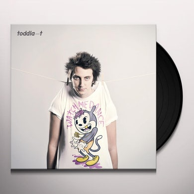 Toddla T WATCH ME DANCE Vinyl Record