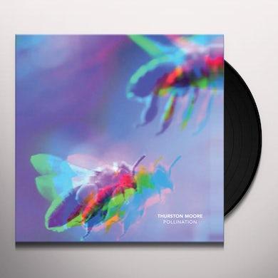 Thurston Moore POLLINATION / LEAVE ME ALONE Vinyl Record