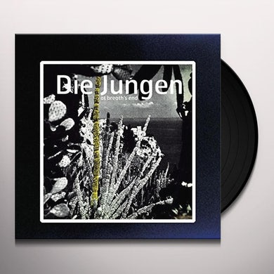 Die Jungen AT BREATH'S END Vinyl Record