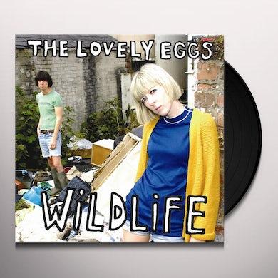 The Lovely Eggs WILDLIFE Vinyl Record