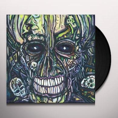 Coltsblood ASCENDING INTO SHIMMERING DARKNESS Vinyl Record