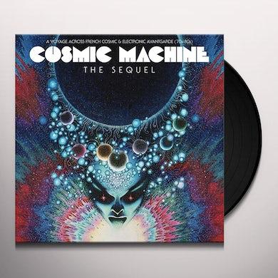 COSMIC MACHINE THE SEQUEL: VOYAGE ACROSS / VARIOUS Vinyl Record