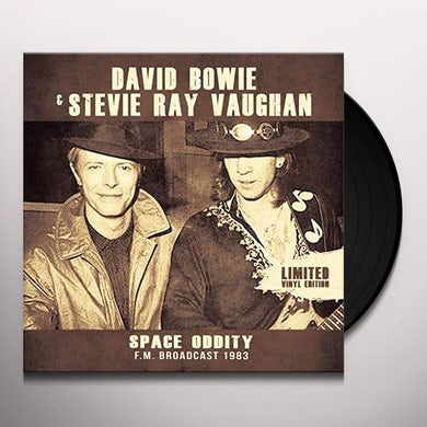 David Bowie / Trevor Jones SPACE ODDITY Vinyl Record