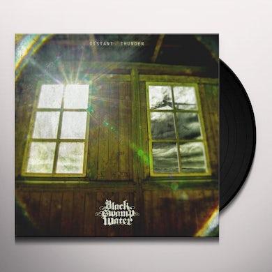 Black Swamp Water DISTANT THUNDER Vinyl Record