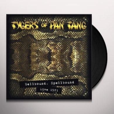 HELLBOUND, SPELLBOUND - LIVE 1981 Vinyl Record