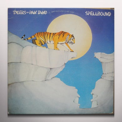 Tygers Of Pan Tang HELLBOUND, SPELLBOUND - LIVE 1981 Vinyl Record