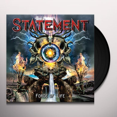 Statement FORCE OF LIFE Vinyl Record